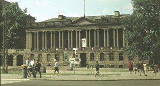 Biblioteka Raczyńskich rok 1969  Foto: