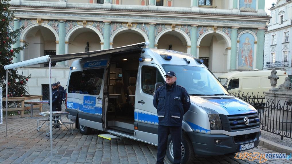 Jest nowy komisariat - na kółkach  Foto: UMP