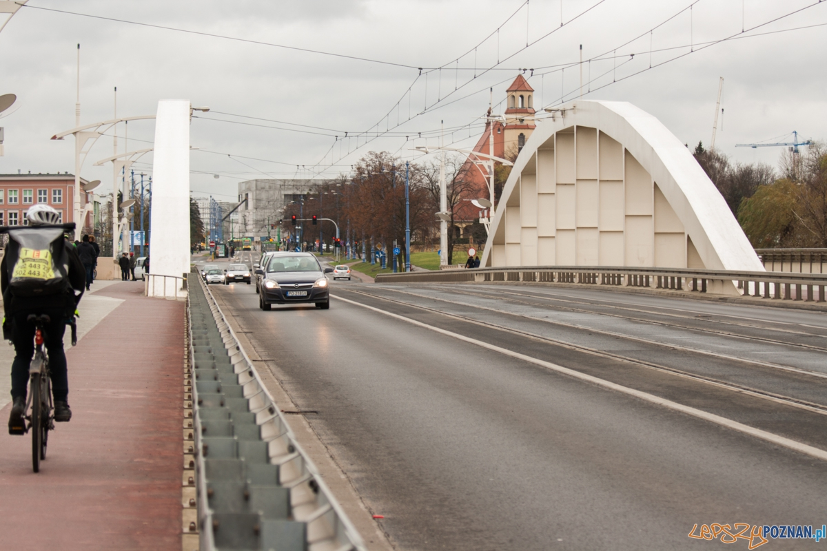 Most św. Rocha  Foto: © lepszyPOZNAN.pl / Karolina Kiraga