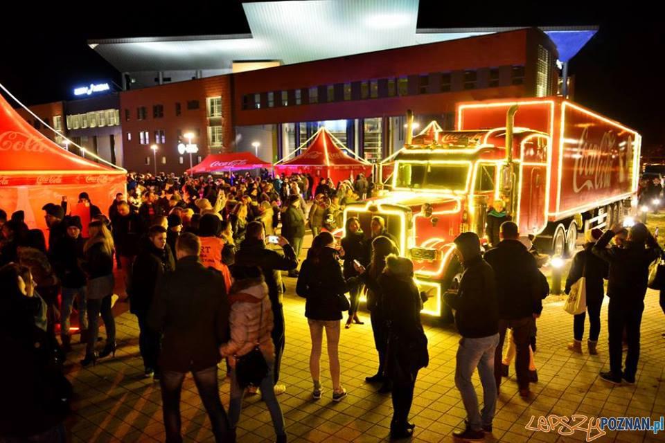 Coca Cola konwój  Foto: MarcinKaptur / Coca-Cola / facebook