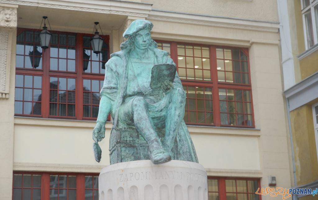 Monument Klemensa Janickiego  Foto: UMP