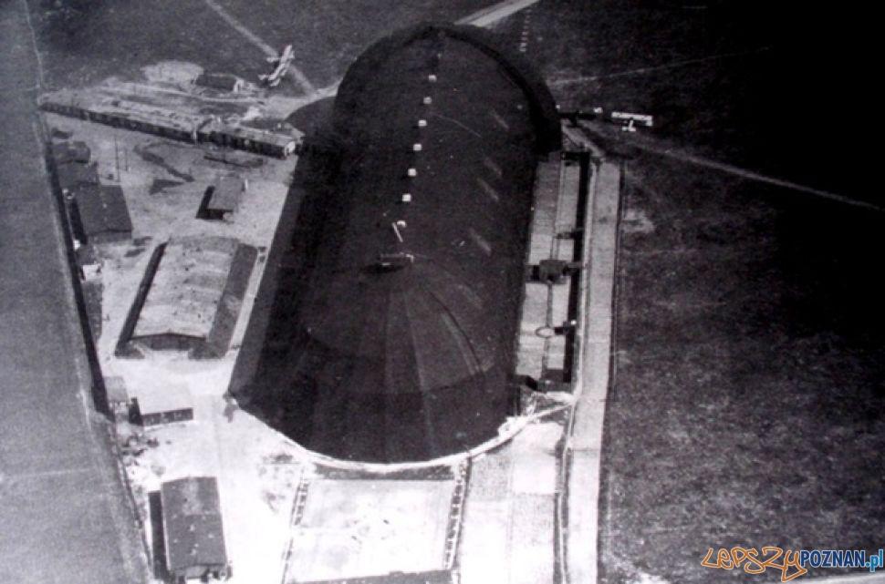 Hala zeppelinów na Winiarach  Foto: Ośrodek Karta