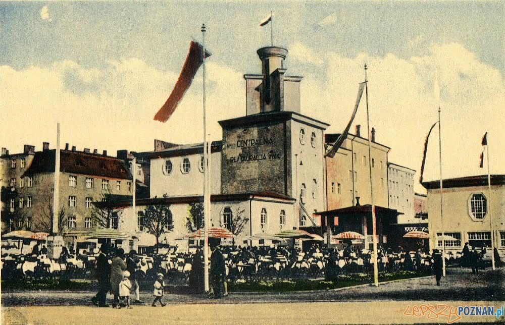 Centralna restauracja PWK przy Sniadeckich arch M. Andrzejewski -1929  Foto: