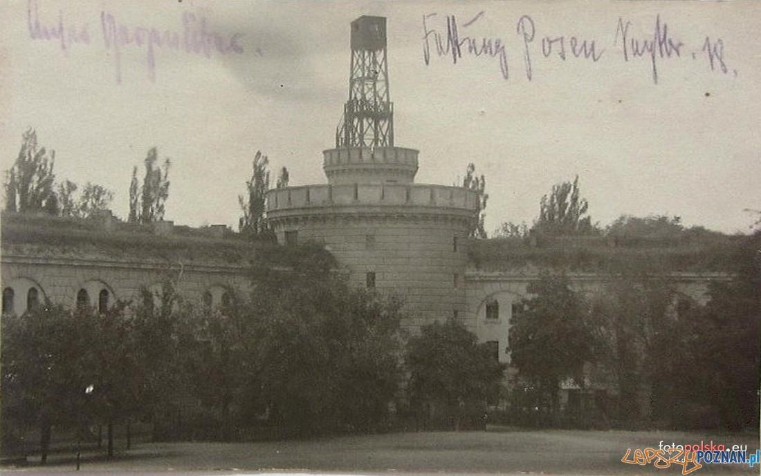 Budynku Fortu Winary  Foto: fotopolska