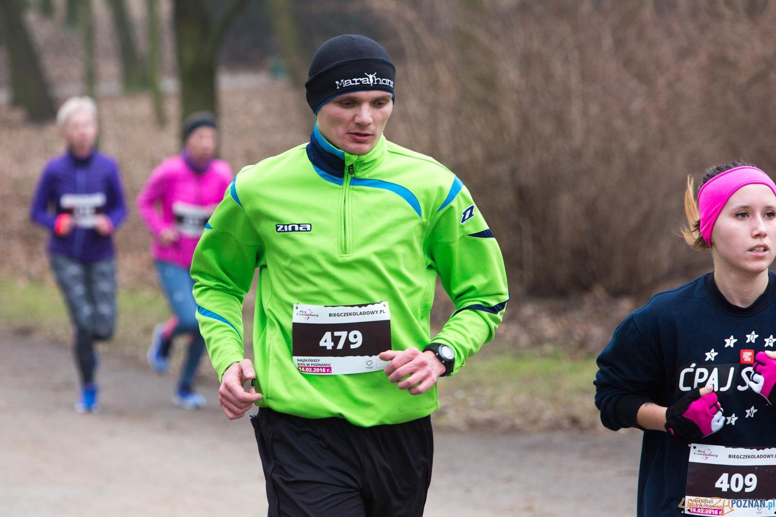 I Bieg Czekoladowy  Foto: lepszyPOZNAN.pl / Piotr Rychter