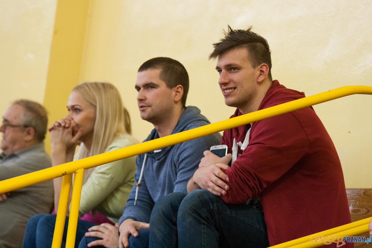 WKS Grunwald Poznań - KU AZS Uniwersytetu Zieleniogórskiego (1  Foto: © lepszyPOZNAN.pl / Karolina Kiraga