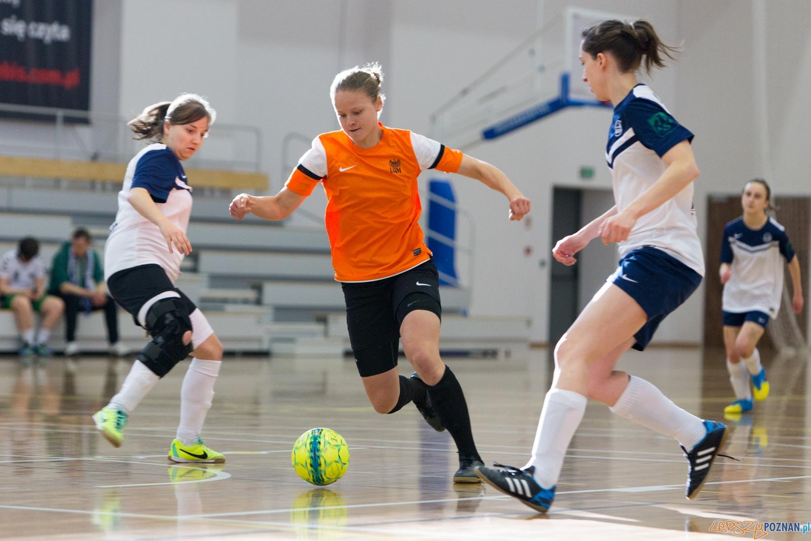 Akademickie Mistrzostwa Polski w Futsalu kobiet  Foto: lepszyPOZNAN.pl / Piotr Rychter