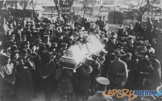 Pogrzeb Vicencio Cittaginiego  Foto: WBC za poznan-posen.pl