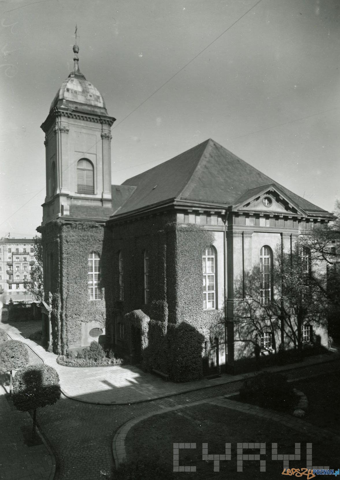 Kościół Wszystkich Świętych 1930  Foto: Roman Stefan Ulatowski - Cyryl
