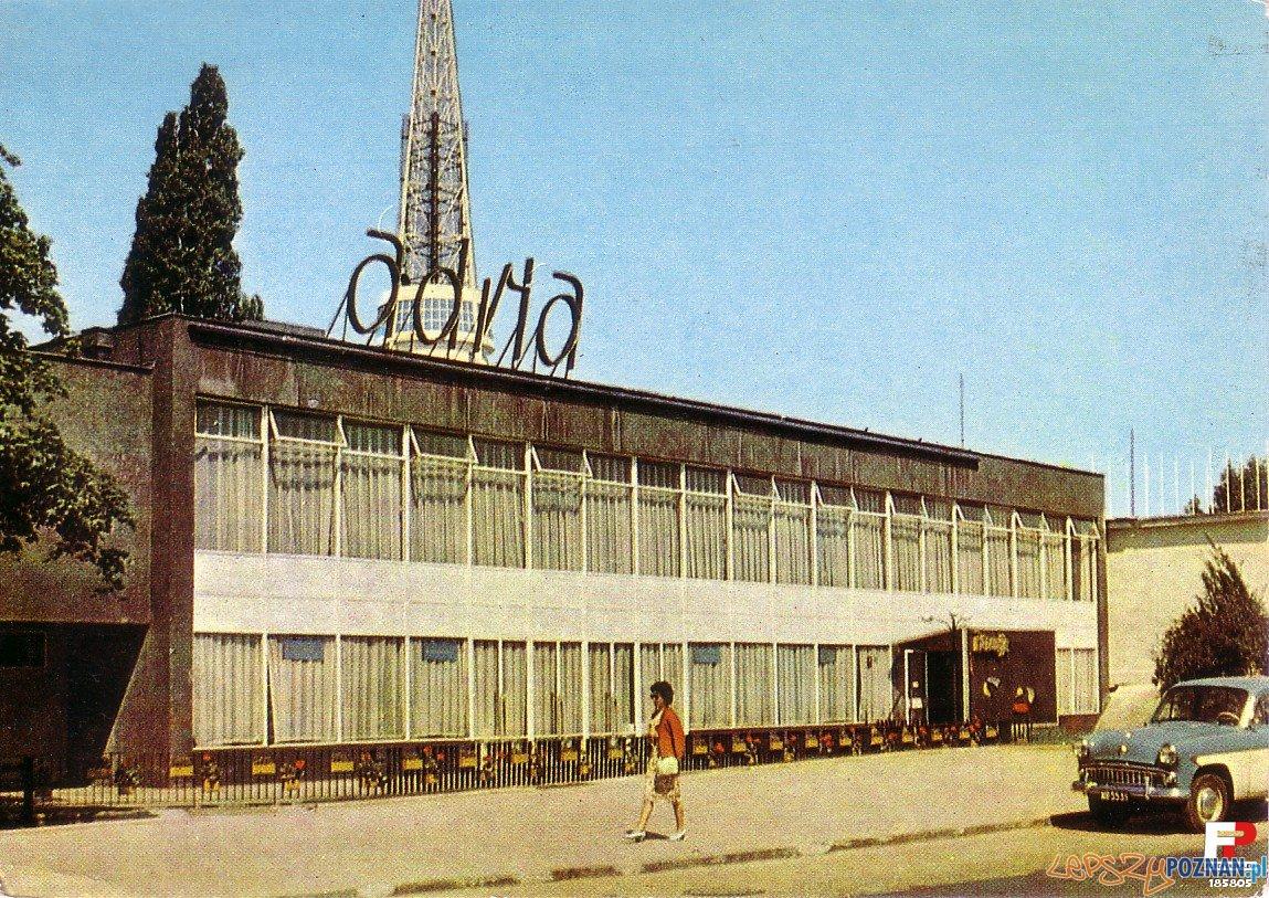 Adria przy ul. Głogowskiej  Foto: fotopolska