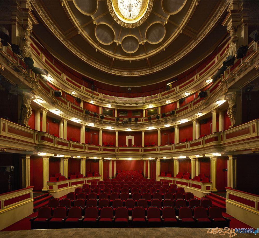 Teatr Polski - scena i widownia  Foto: Jeremi Buczkowski / Instytut Teatralny / materiały prasowe