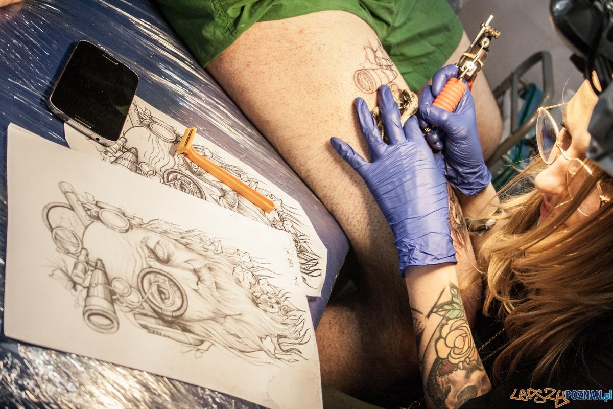 Poznań Tattoo Konwent (19.03.2016)  Foto: © lepszyPOZNAN.pl / Karolina Kiraga