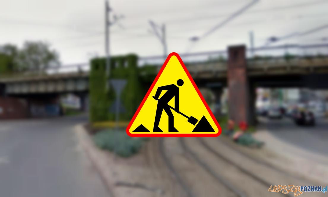Spore utrudnienia w komunikacji od poniedziałku  Foto: Google Street View