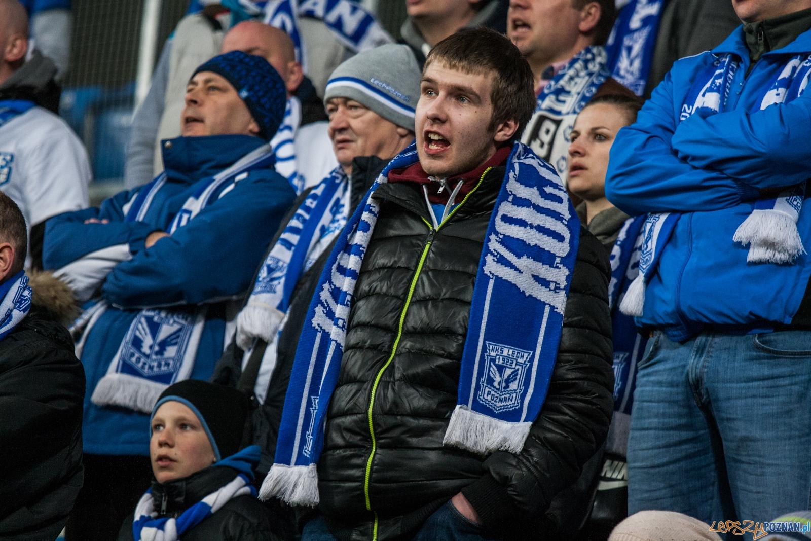Lech Poznań – Śląsk Wrocław 0:1 (1.04.2016) 29. kolejka Ekst