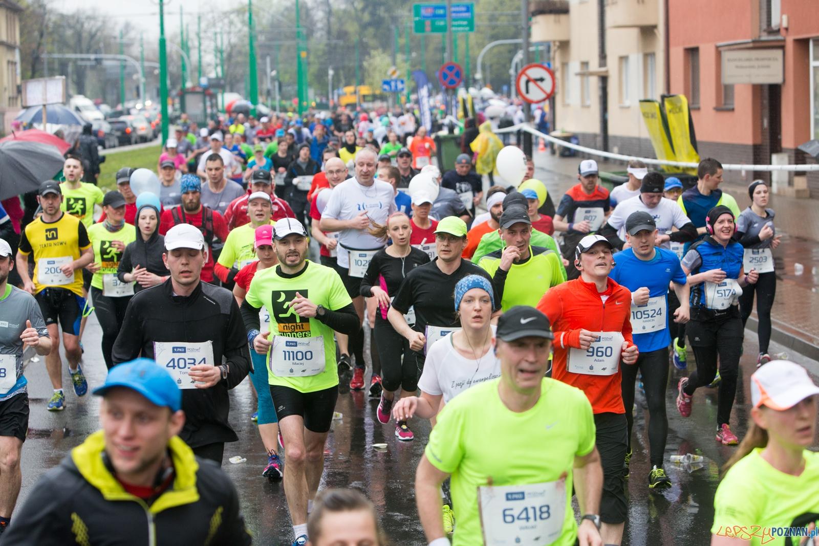 9. Poznań Półmaraton  Foto: lepszyPOZNAN.pl / Piotr Rychter