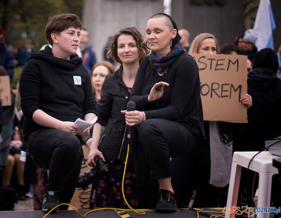 Tak dla wyboru kobiety (3)  Foto: Anna Kamińska