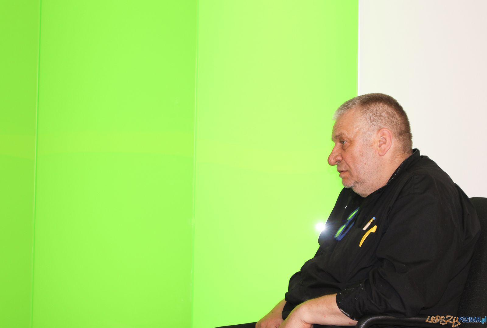Wystawa Leona Tarasewicza w Galerii Ego (5)  Foto: materiały prasowe