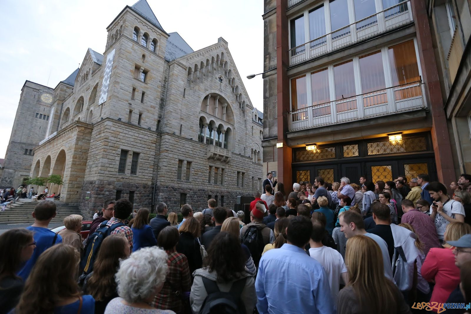 Zamkowa Noc Muzeów (8)  Foto: Maciej Kaczyński  / CK Zamek