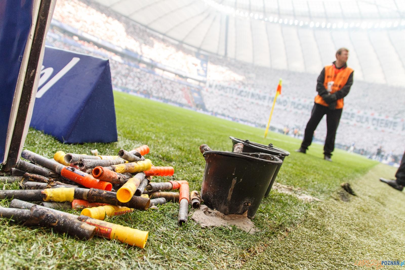 Finał Pucharu Polski: Lech Poznań - Legia Warszawa 0:1 02.05.2  Foto: LepszyPOZNAN.pl / Paweł Rychter