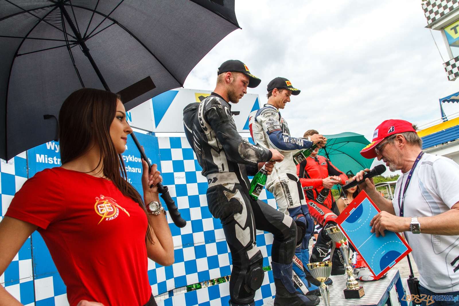 Wyścigowe Motocyklowe Mistrzostwa Polski runda 1 - Poznań 21.0  Foto: LepszyPOZNAN.pl / Paweł Rychter