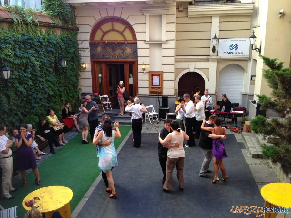 Staromiejskie tanga i milonga  (2)  Foto: Stowarzyszenie Plac Wolności