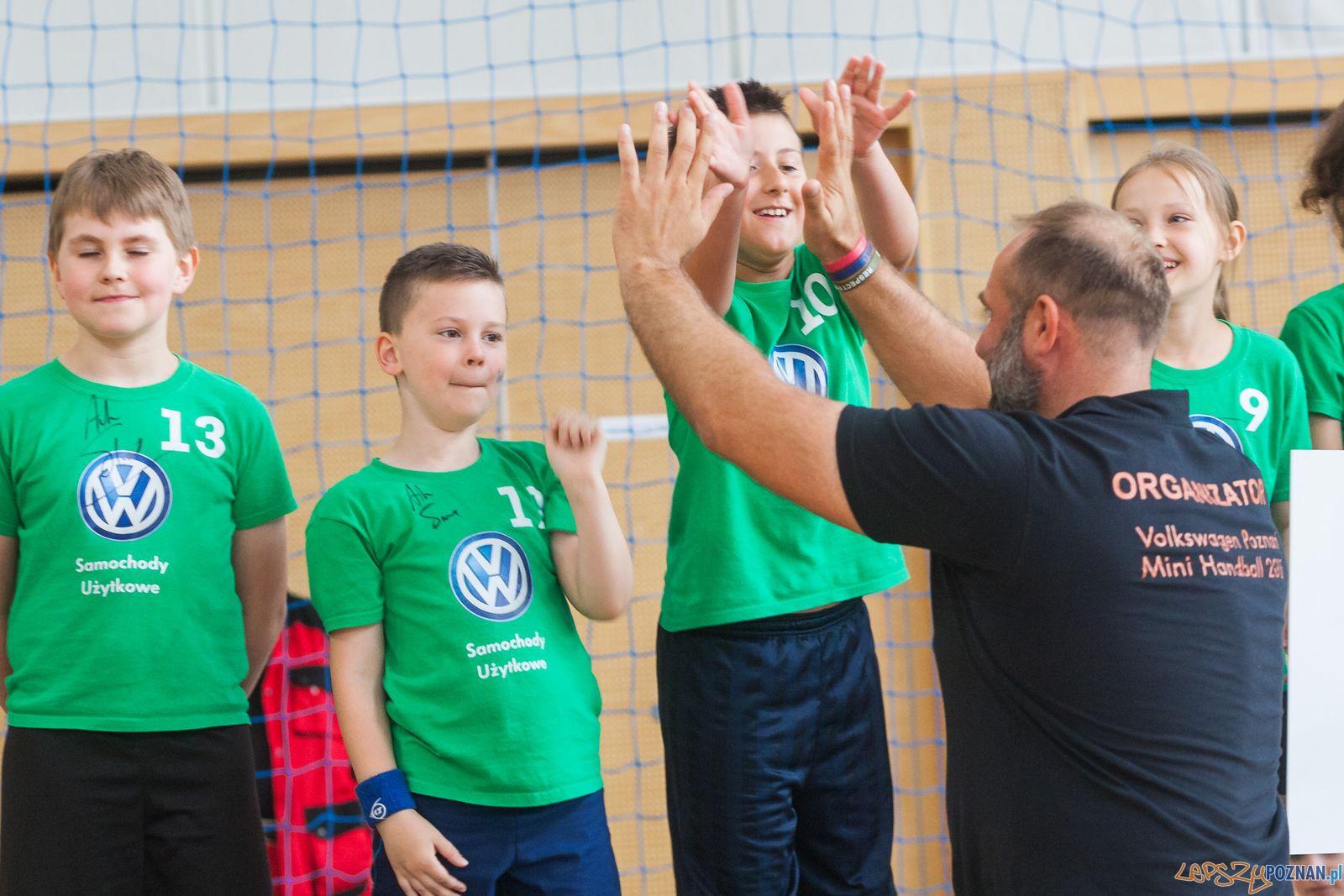 Turniej pilki ręcznej  (1)  Foto: VW Poznań