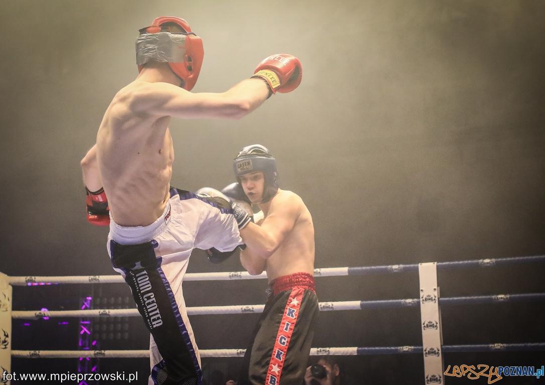 Mistrzostwa Polski Seniorów  Foto: Polski Związek Kickboxingu / www.mpieprzowski.pl