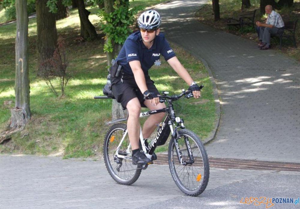 Policjanci-na-rowerach-40  Foto: materiały prasowe