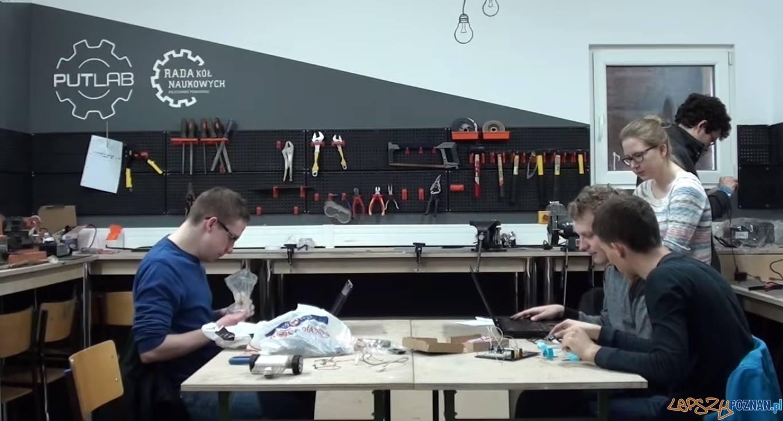 PUT Lab - makerspace na Politechnice (5)  Foto: Rada Kół Naukowych  Politechniki Poznańskiej