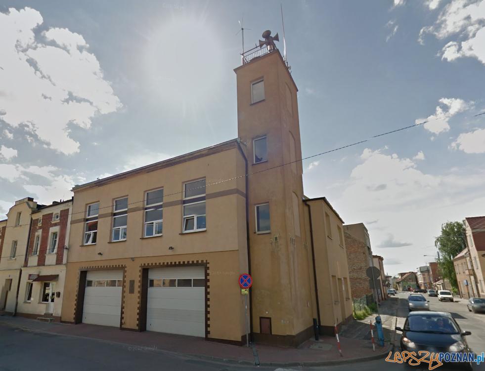 Budynek dawnej remizy (foto: 2013 rok)  Foto: Google Street View