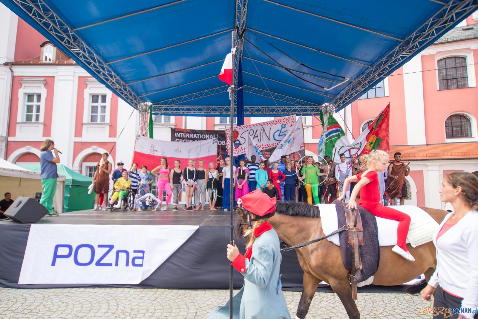 I Międzynarodowe Warsztataty Akrobatyczno – Cyrkowe  Foto: lepszyPOZNAN.pl / Piotr Rychter
