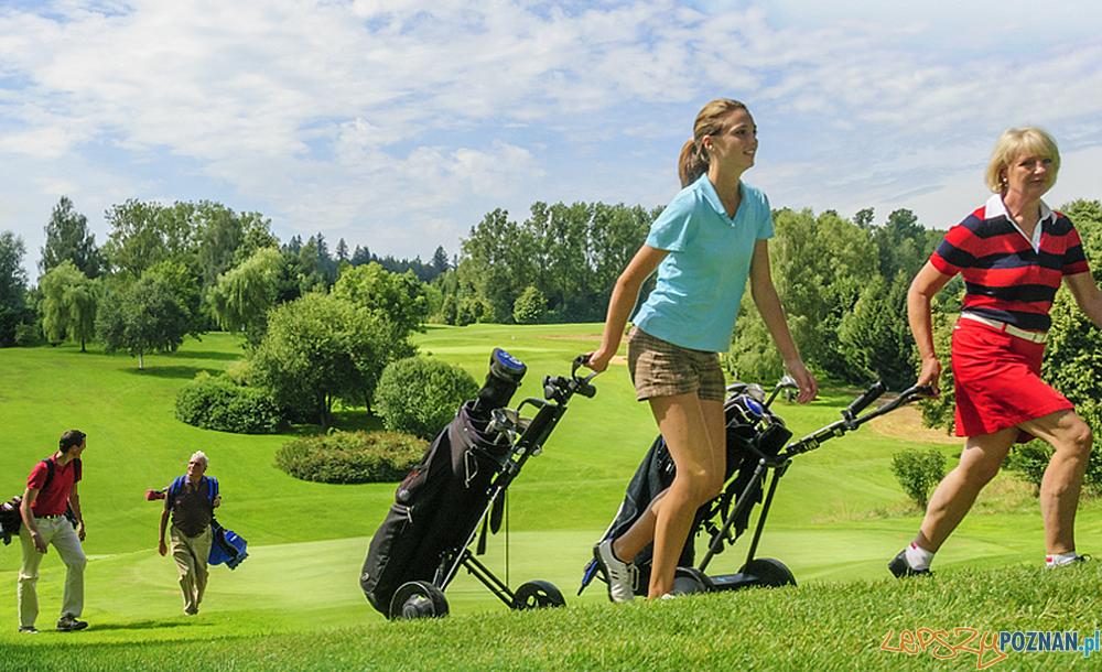 Mistrzostwa Wielkopolski w Golfie  Foto: facebook / materiały prasowe