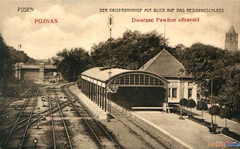 Dworzec Letni  - cesarski  Foto: fotopolska