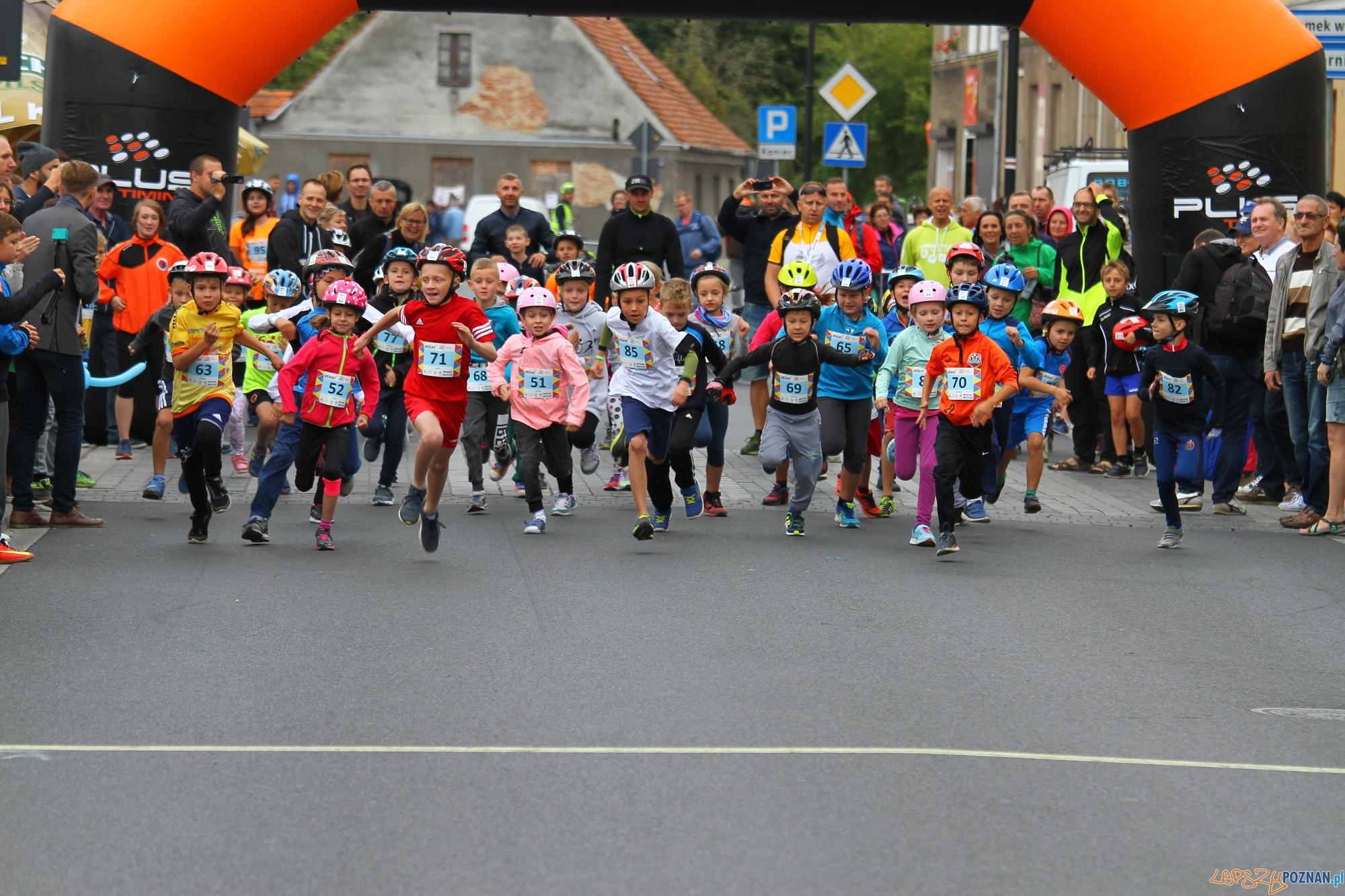 Kórnik triathlon  Foto: materiały prasowe / M. Grześ