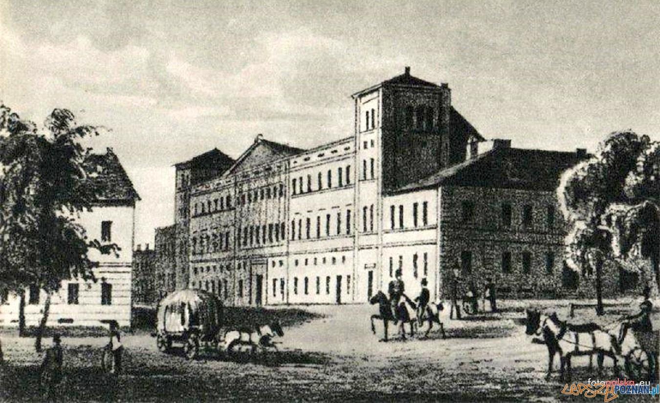 Bazar 1842-18  Foto: Zbiory Biblioteki Raczyńskich