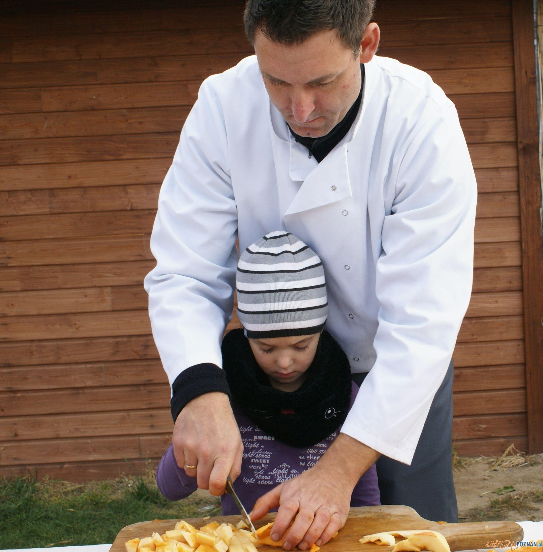 Gotowanie na Festiwalu Korbola  Foto: ExPress / materiały prasowe