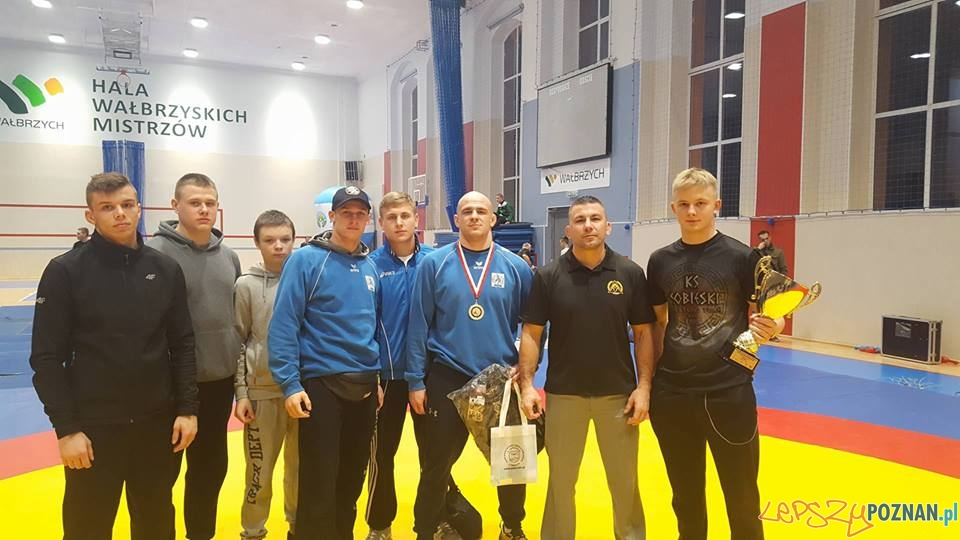 Złoty Medal Gerarda Kurniczak na Pucharze Polski Juniorów  Foto: Materiały prasowe