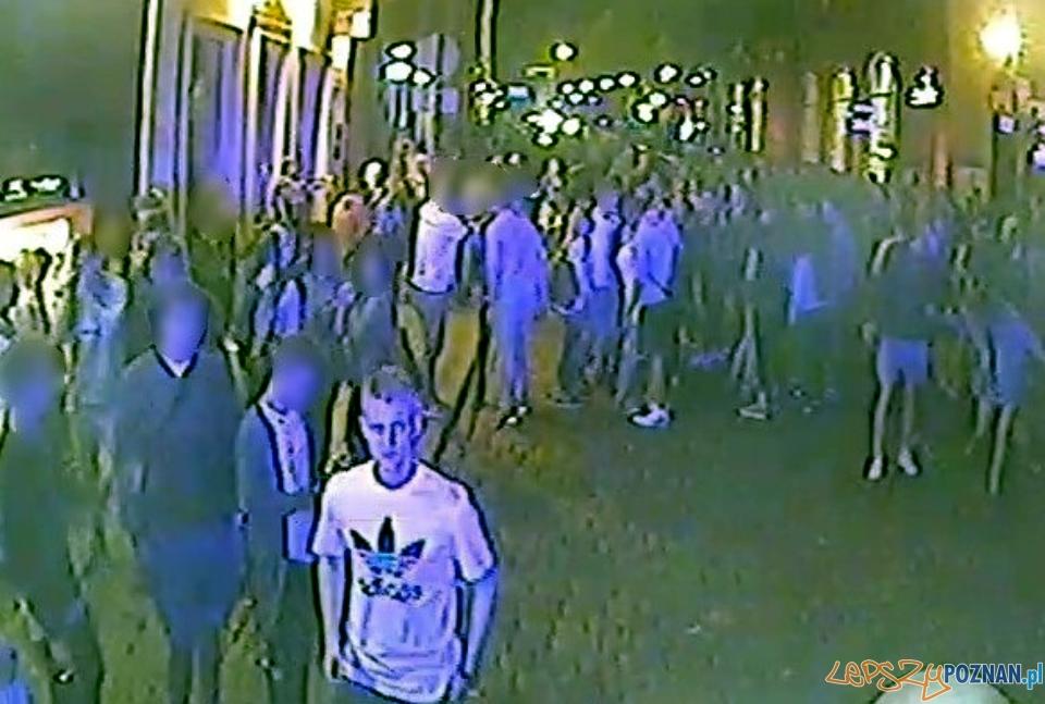 Kto zna tego mężczyznę?  Foto: monitoring