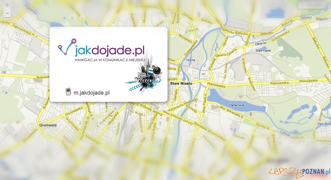 JakDojadę do Onetu  Foto: zrzut ekranu