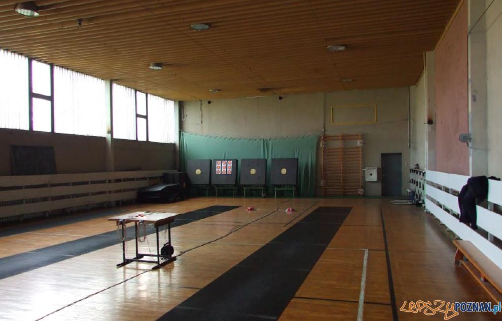 Hala sportowa przy Reymonta przed modernizacją  Foto: POSiR