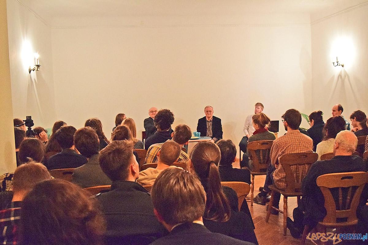 Spotkanie klubu Filozofuj!  Foto: Karolina Jankowska  / filozofuj!