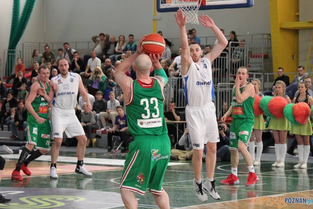 Legia Warszawa  - Biofarm Basket  Foto: materiały prasowe