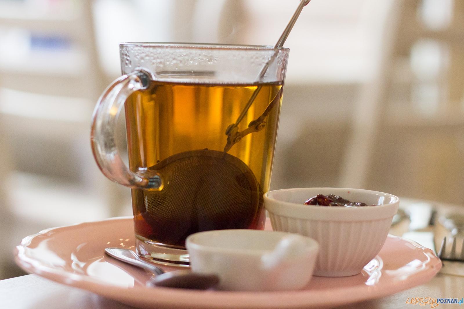Pychotki - herbata  Foto: lepszyPOZNAN.pl / Ewelina Jaśkowiak
