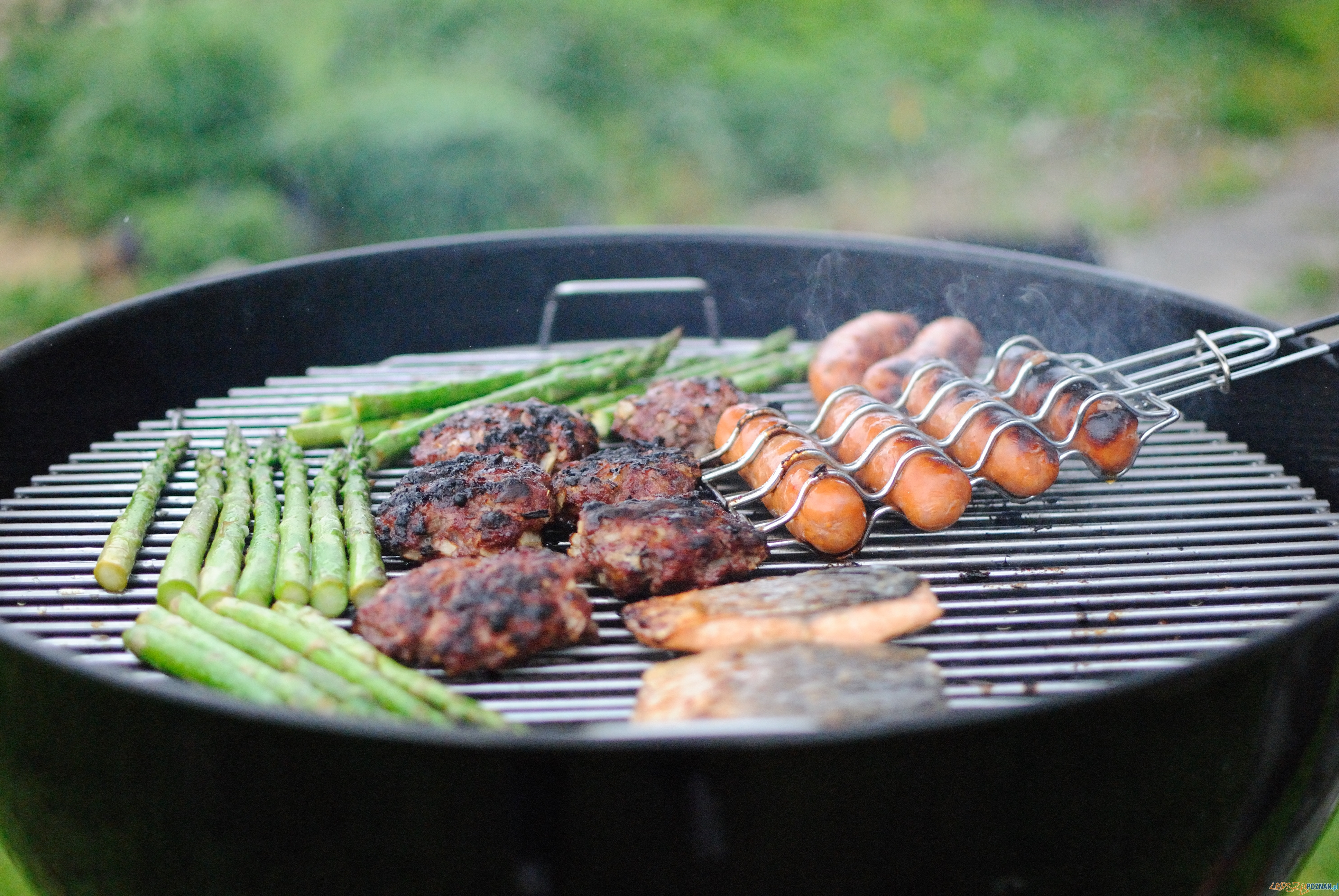 grill  Foto: Declan Rex