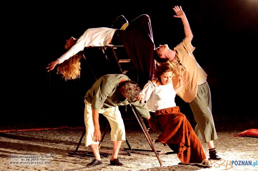 Fin Amor Teatru Ewolucji Cienia  Foto: Artur Anuszewski / materiały prasowe