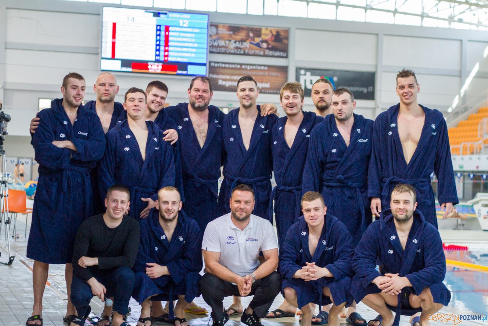 Waterpolo Poznań - ŁSTW UŁ  Foto: lepszyPOZNAN.pl / Piotr Rychter
