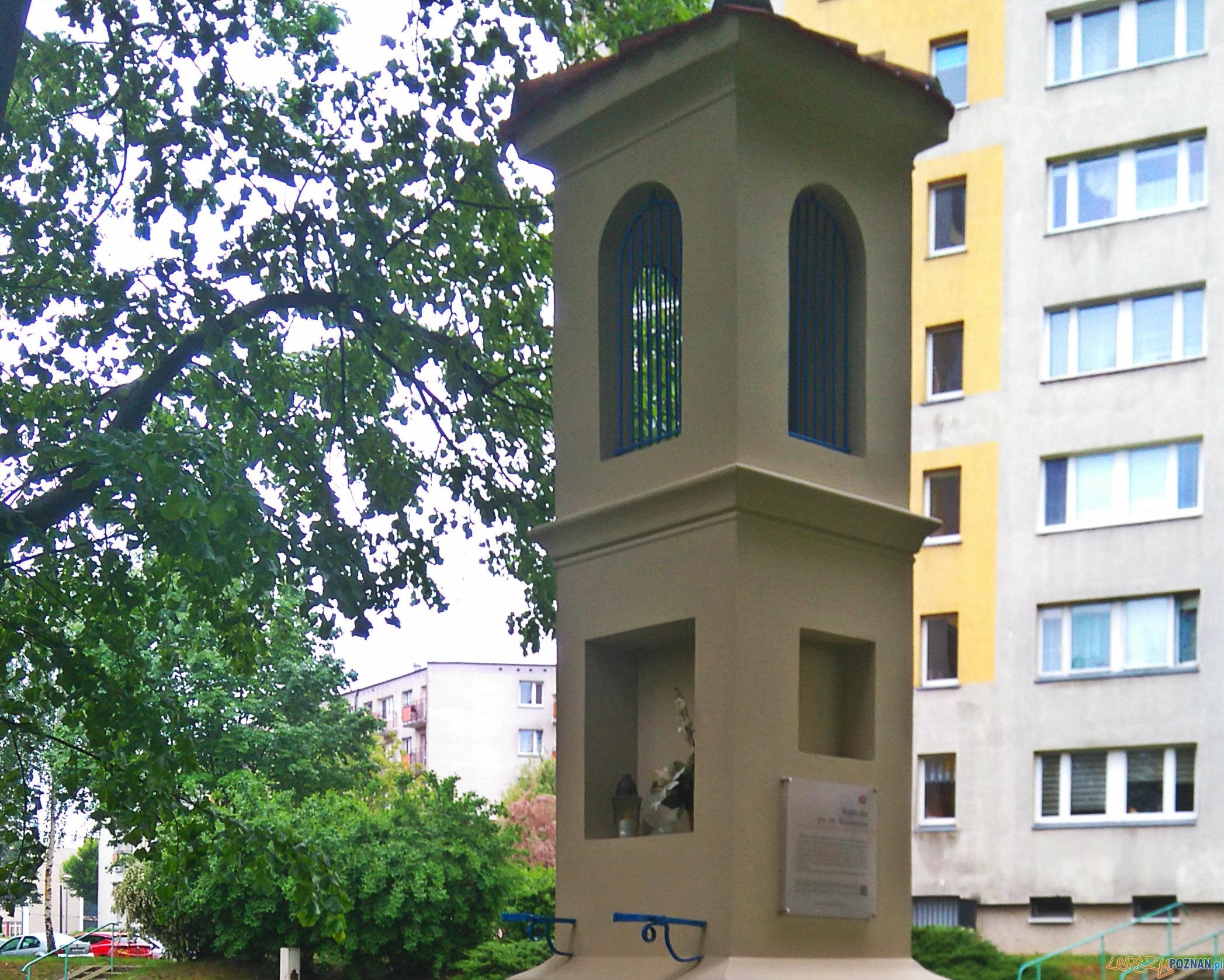 Odrestaurowano zabytkowe kapliczki  Foto: Rada Osiedla Winiary