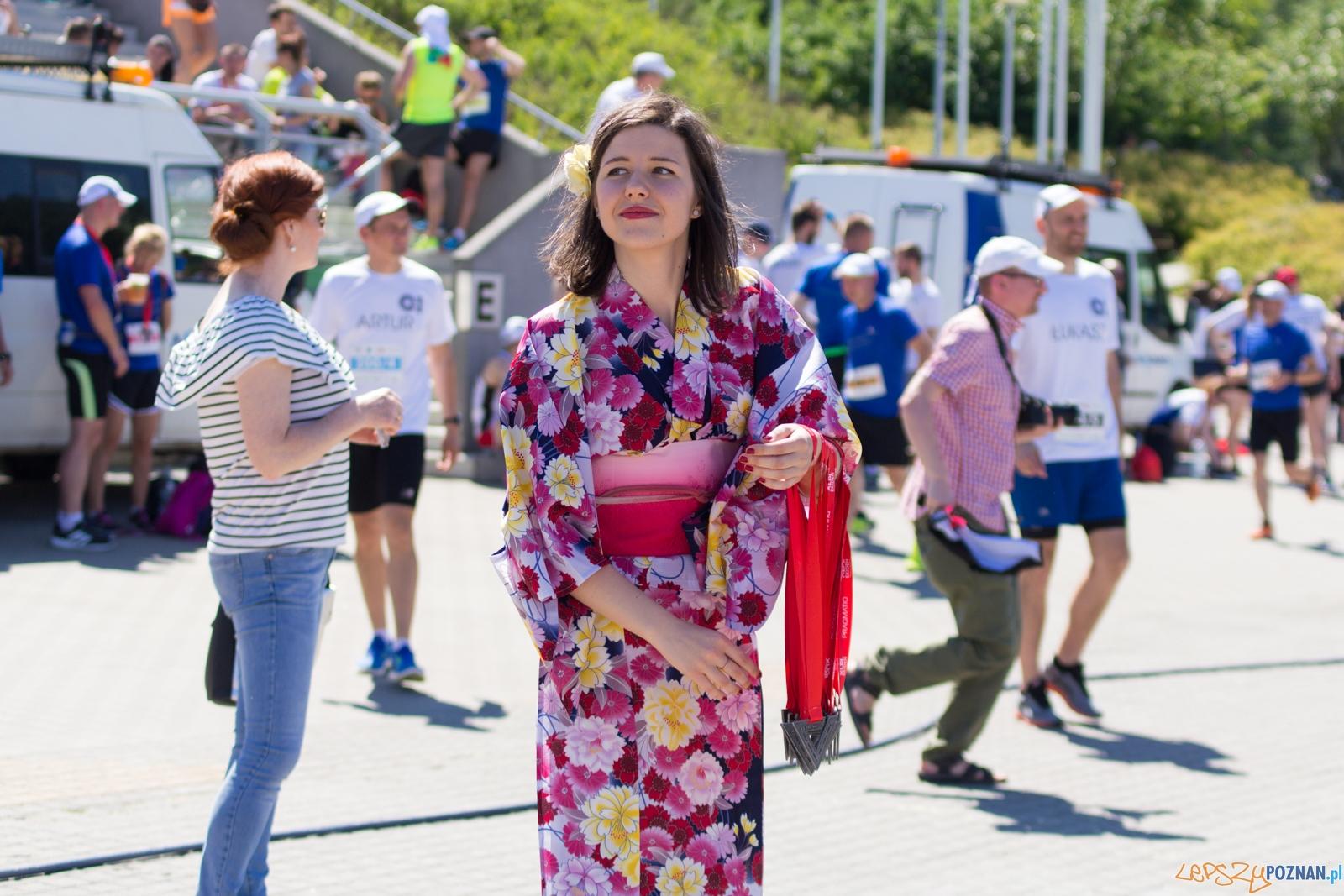 V XLPL Ekiden  Foto: lepszyPOZNAN.pl / Ewelina Jaskowiak