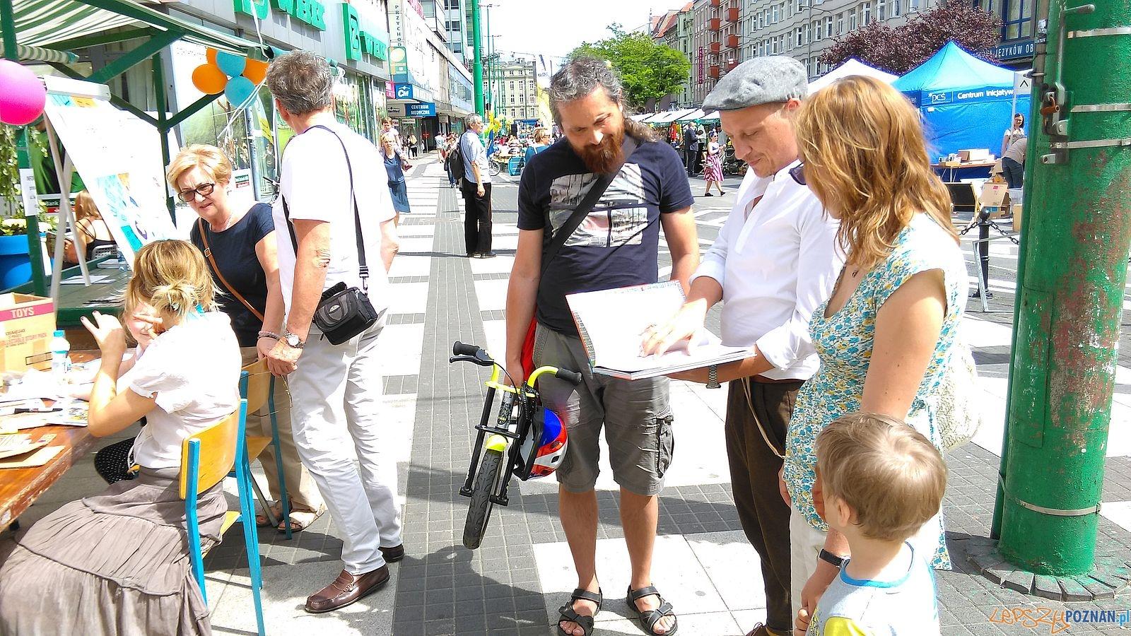 Dzień Sąsiada na Św. Marcinie (13)  Foto: T. Dworek / ROSM