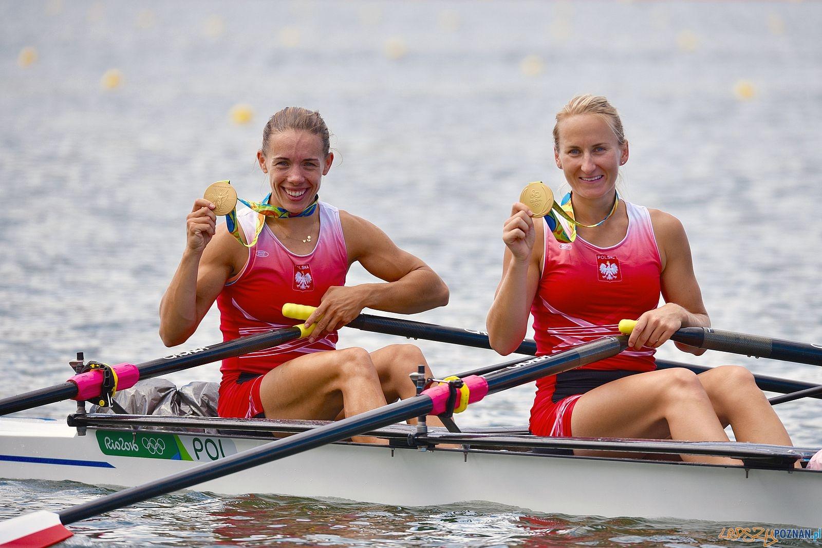 Złote medalistki z Rio  Foto: Enea / materiały prasowe